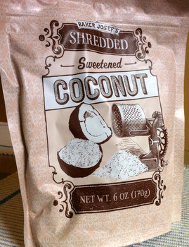 Trader Joe's Coconut