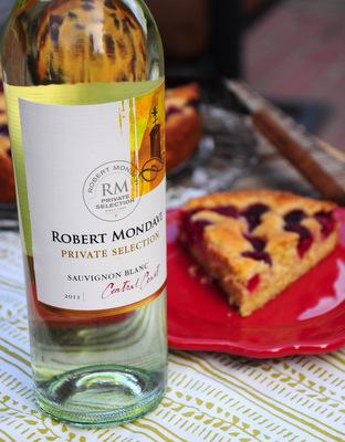 Mondavi wine pairing