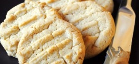 Vanilla Cashew Butter Cookies