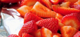 How to Roast Strawberries