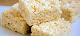 Browned Butter Rice Krispy Treats