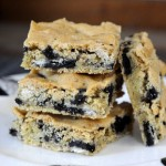 Cookies n' Cream Blondies