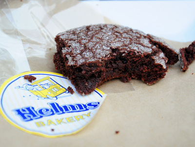Dark Chocolate Almond Cookie