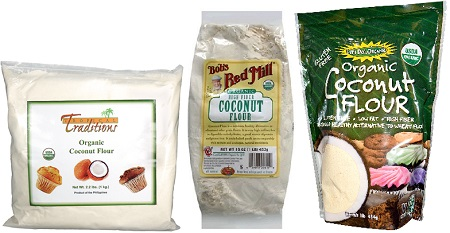 Coconut Flour brands