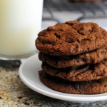 Espresso Chocolate Cookies