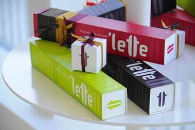 'Lette Macarons Packaging