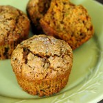 Harvest Carrot and Zucchini Muffins