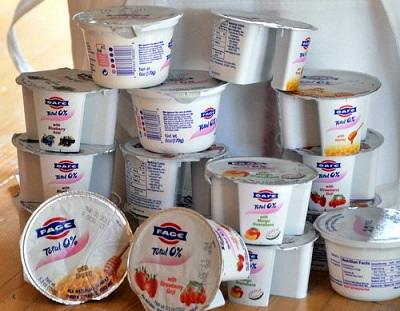 Fage Greek Yogurts