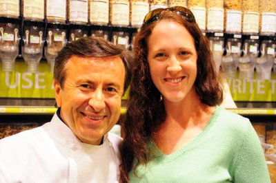 Nicole and Daniel Boulud