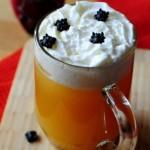 Spooky Spider Cider