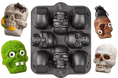 Wilton Mini Skull Pan