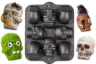 Wilton Dimensions 3d Mini Skull Pan Baking Bites