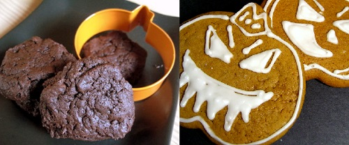 Fudge Pumpkin Spice and Pumpkin Gingerbread