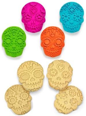 Sweet Spirits Dia de Los Muertos Cookie Cutters