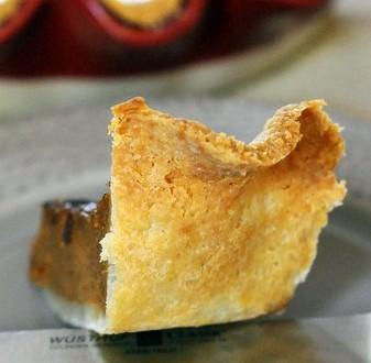 Flaky Vinegar Pie Crust | Baking Bites