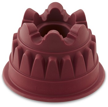 Silicone Cranberry Ring Mold