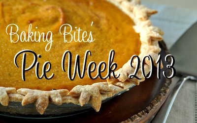 Pie Week 2013