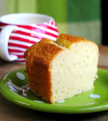 Eggnog Pound Cake - Baking Bites