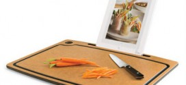 iPad Stand Cutting Board