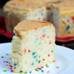 Funfetti Angel Food Cake