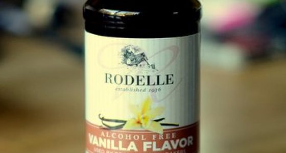 Rodelle Alcohol Free Vanilla Flavoring, reviewed