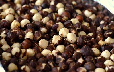 UnRoasted Hazelnuts