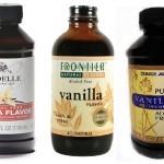 Alcohol Free Vanilla