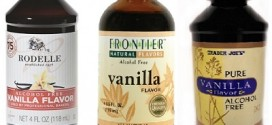 What is alcohol free vanilla extract?