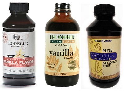 What Is Alcohol Free Vanilla Extract Baking Bites