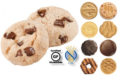 Girl Scouts Add Gluten Free Cookies to 2014 Lineup