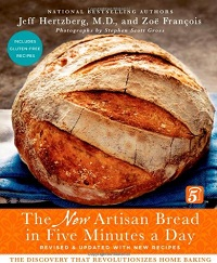 New Artisan Bread in 5 Minutes a Day