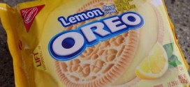 Lemon Oreos, reviewed