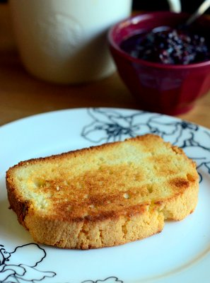 Toasted Pound Cake