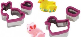 Bunny and Chick Stand Up Cookie Cutters