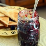 Homemade Blackberry Jam - and plenty of toast!