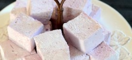 Blackberry Marshmallows