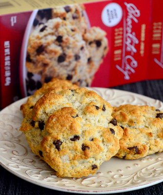 Trader Joe's Chocolate Chip Scone Mix, reviewed