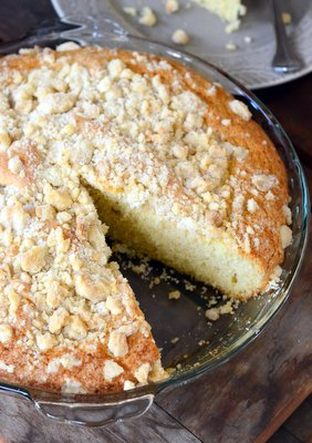 Vanilla Crumb Cake