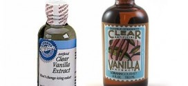What is clear vanilla?