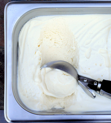 How to Store Homemade Ice Cream