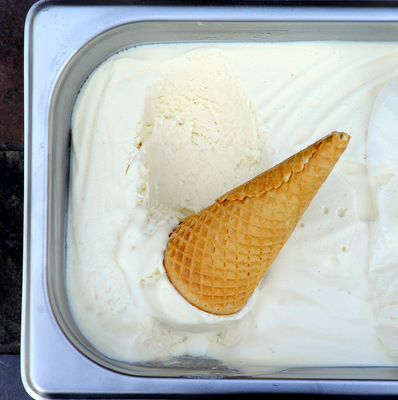 No Churn Vanilla Ice Cream