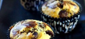 Chocolate Swirl Muffins