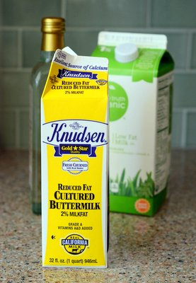 How to Substitute for Buttermilk in Baking