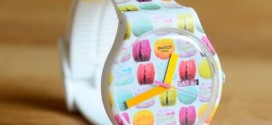 Macarons, Sprinkles and the Swatch Pastry Chef Collection