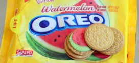 Limited Edition Watermelon Oreos, reviewed