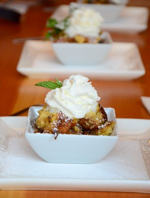 Panera Bread Small Batch Bread Pudding