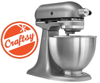 Craftsy KitchenAid Giveaway