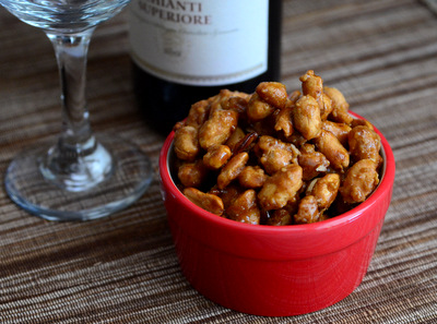 Irresistible Candied Peanuts