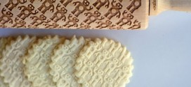 Laser Cut Rolling Pins Make Baking More Fun