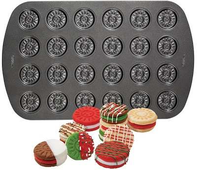 Wilton Sandwich Cookie Pan
